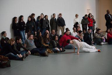 Work/Travail/Arbeid - MoMA, New York
