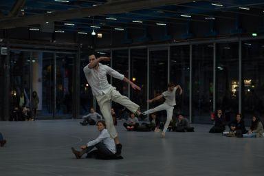 Work/Travail/Arbeid - Pompidou Centre, Paris