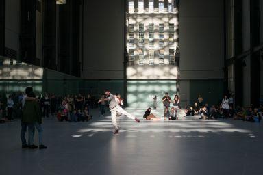 Work/Travail/Arbeid - Tate Modern, London