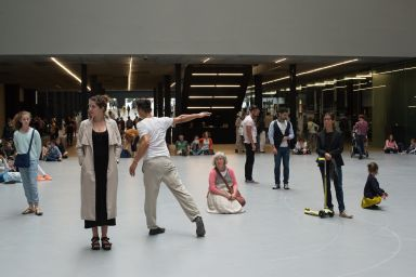 Work/Travail/Arbeid - Tate Modern, London